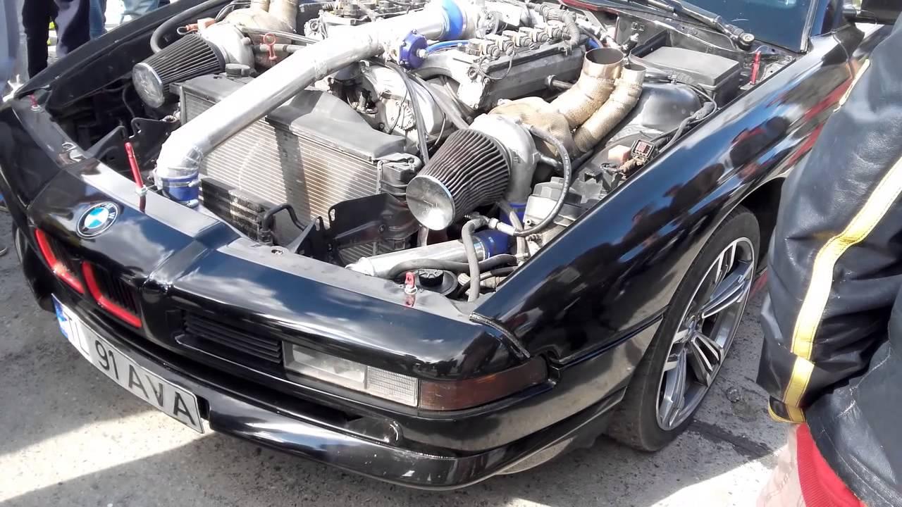 Bmw 850 Csi Big Turbo
