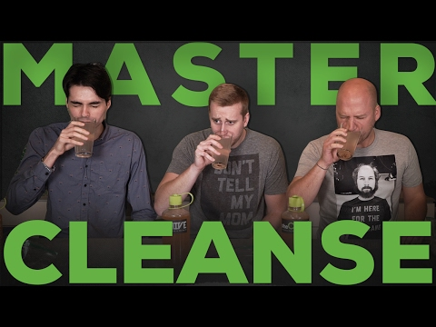 theCHIVE VS Master Cleanse