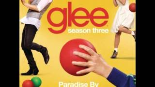 Glee - Paradise By The Dashboard Light (DOWNLOAD MP3 + LYRICS)