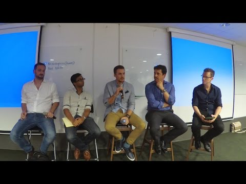 Panel: When VR and AR Collide - Singapore Virtual Reality Meetup Group