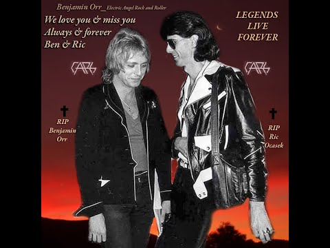 Tribute to Ric Ocasek RIP & Ben Orr RIP The Cars Since You're Gone  *Dedicated to 2 Old Friends *