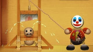 Guillotine Press vs Funny Buddy | Gameplay Walkthrough #53 #Kickthebuddy