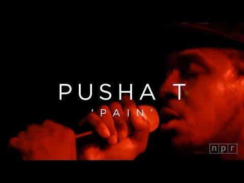 Pusha T, 'Pain' | NPR MUSIC FRONT ROW