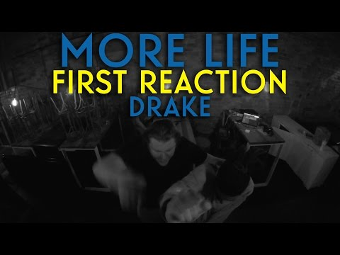 DRAKE - MORE LIFE FIRST REACTION/REVIEW (JUNGLE BEATS FT. HUDSON WRITES RAPS)