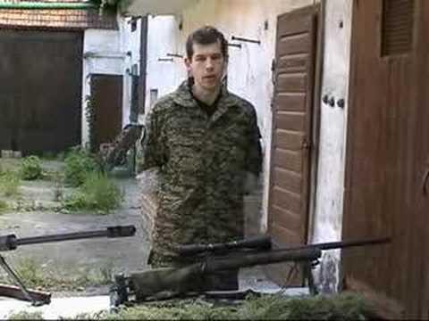 AATV video review: Smokey Barrett M82 and Asahi M40