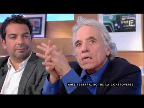Abel Ferrara, roi de la controverse - C à vous - 13/06/2016