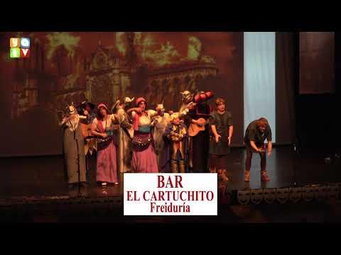 A fuego vivo Chirigota de Málaga Carnaval 2020