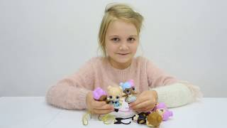 Куклы лол с AliExpress для самодельного Шарика Лол Леди Баг и Супер Кот