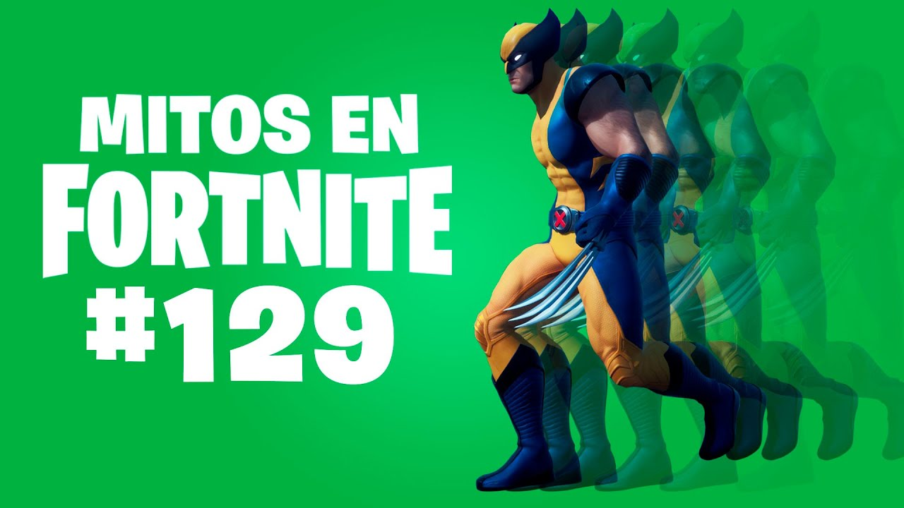 ¿LA VELOCIDAD MÁXMA EN FORTNITE? - Mitos Fortnite - Episodio 129