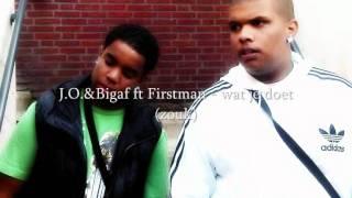 J.O. & Biga f ft F1rstman - wat je doet met mij (zouk)