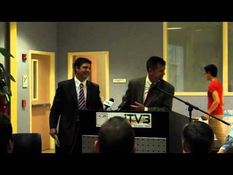 Urbana-Champaign Big Broadband Expansion News Conference at