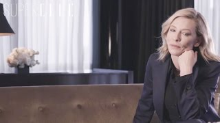 Cate Blanchett share 5 secrets with SuperElle