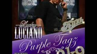 Lucky Luciano - You Aint Hot - Purple Tags 2K9