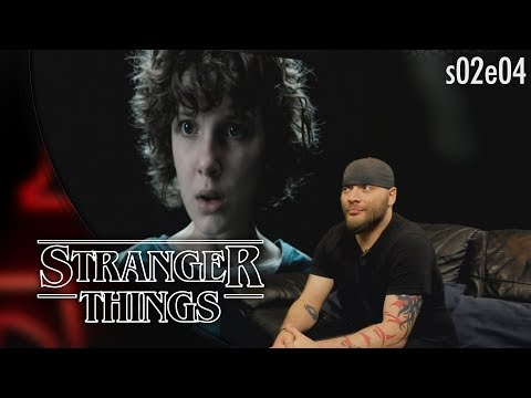 Stranger Things: s02e04 'Will The Wise' REACTION