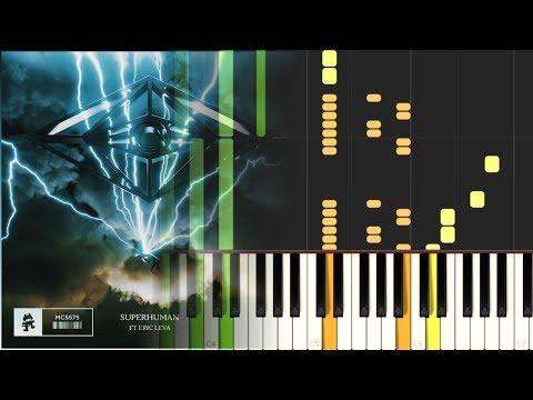 [MIDI] Slander - Superhuman ft. Eric Leva