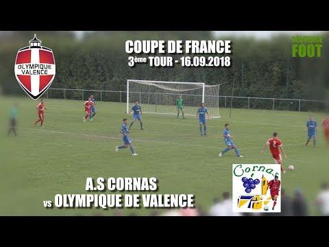 2018 09 16 Séquence Foot   CdF 3ème tour   OV vs CORNAS