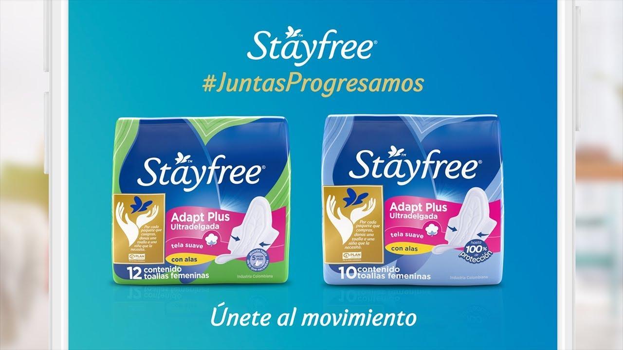 Únete al movimiento #JuntasProgresamos | STAYFREE®