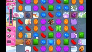 Candy Crush Saga Level 1634 ( New with 30 Moves ) No Boosters 1 Star