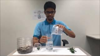 Terra-Aqua Column | Petrosains Mini Show
