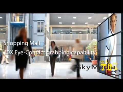SkyMedia - Singapore no.1 cloud-based LED digital signage provider