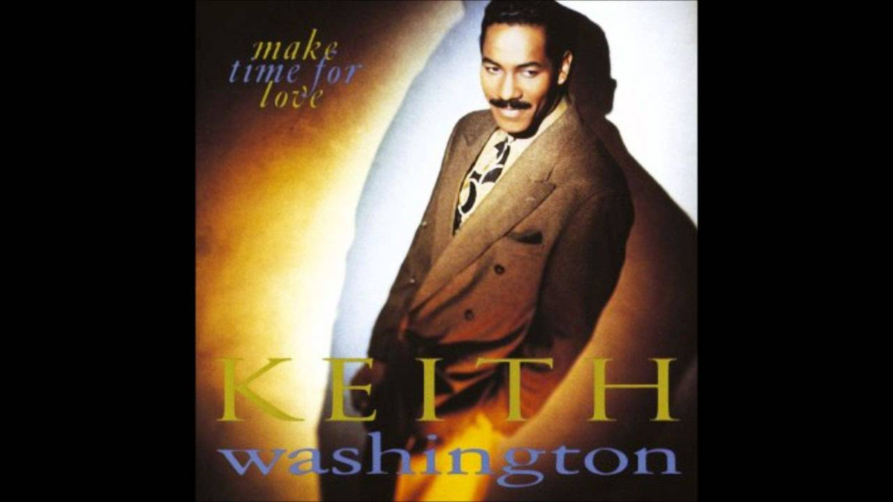 Keith Washington- Lovers After All