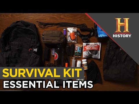What to Include in a Survival Kit | Asia's Special Forces with Terry Schappert