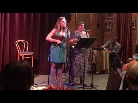 Dear Theodosia at ASF Cabaret  Adrian Borden and Megan Woodley