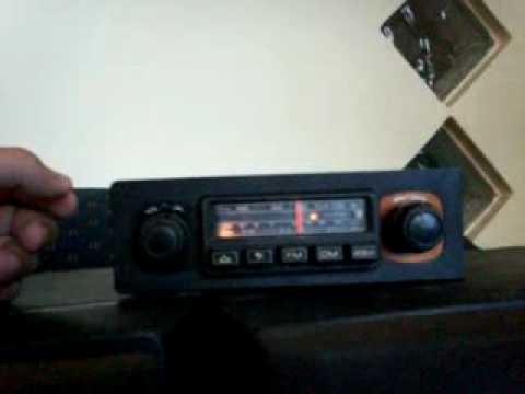 """TESTE COMPLETO RADIO MOTORADIO AM / FM """"GM"""" OPALA 68 A 81  1"""