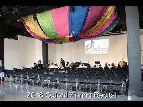 2018 Oxford School of Music - Spring Recital (HD)