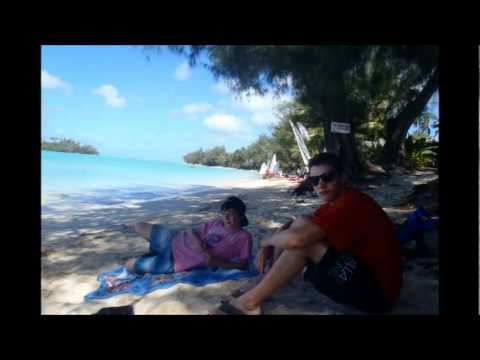 Cook Island's Vacation Video