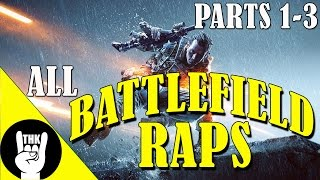 Repeat youtube video BATTLEFIELD ROCK RAPS 1-3 | TEAMHEADKICK