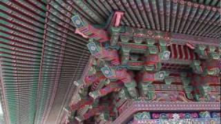 五重塔 仏教美術 極彩色 Brilliant coloring〜念佛宗(念仏宗無量寿寺) 兵庫県加東市