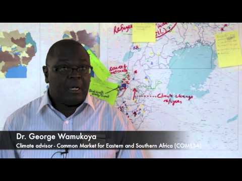 Scenarios on food security, environments and adaptation in the Great Lakes region, Uganda