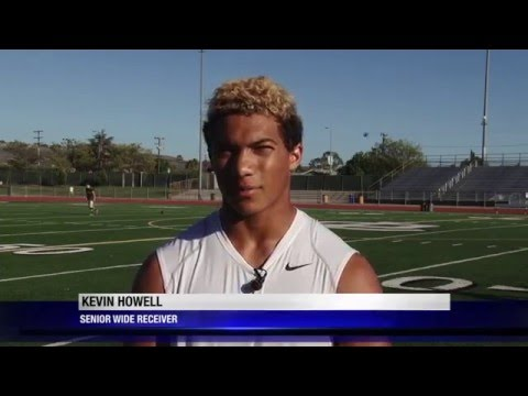Kevin Howell - WR/CB Thousand Oaks High School