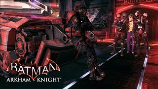 Batman Arkham Knight - # 7 : Chama a galera da TI aí, por favor!