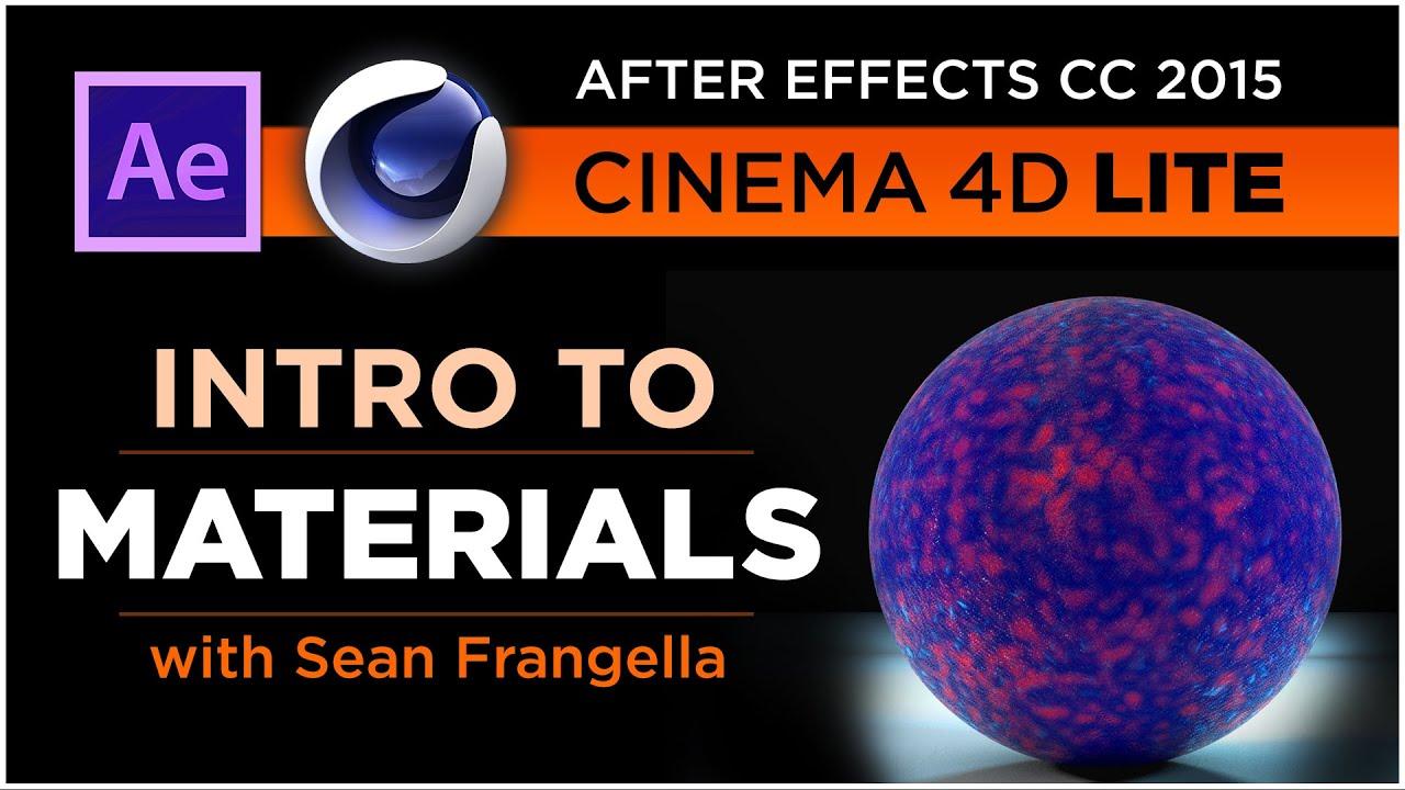 Intro to Cinema 4D Materials - Working with Reflections