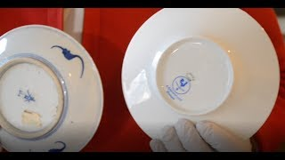 How to Value Antique Dishes by Dr. Lori