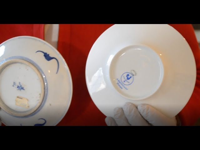 How To Value Antique Dishes By Dr Lori