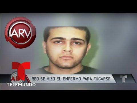 Espectacular rescate de un preso en hospital de Rep�blica Dominicana | Al Rojo Vivo | Telemundo