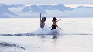 A summerday at Svalbard