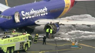 One Dead, Seven Injured After Southwest Airlines Engine Blow Out