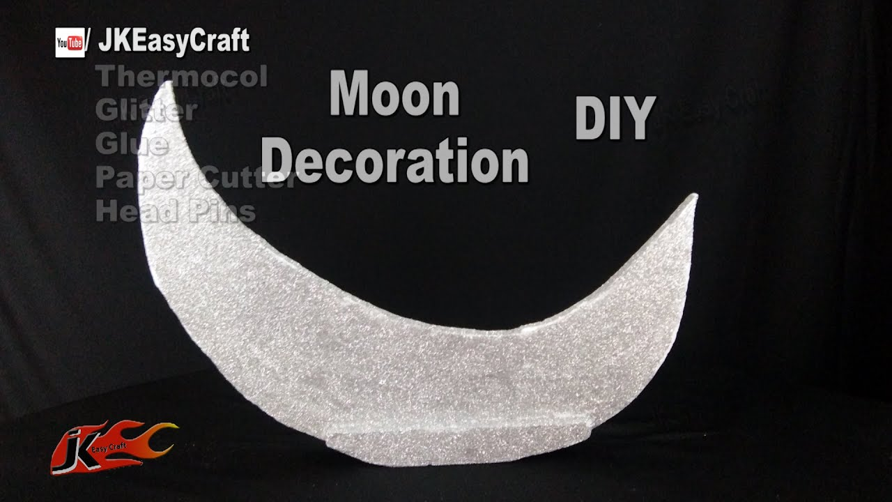 Diy Decoration Thermocol Craft How To Make Jk Easy Craft 195