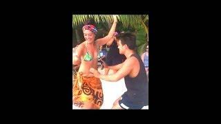 Miss Cook Island Reihana Koteka Wiki/Drum Dance 2019