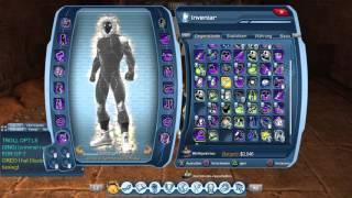 DC Universe Online Illusion ultimate vs OREO I ^^