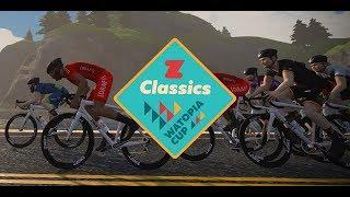 Zwift Classics // Watopia Cup
