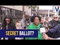 Baleka Mbete on the secret ballot