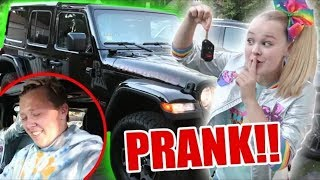 BUYING MY BROTHER HIS DREAM CAR!! (PRANK!)