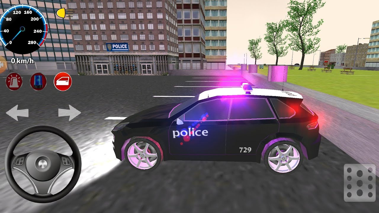 Araba Oyunlari Turk Polis Araba Oyunu Police Car Games Youtube