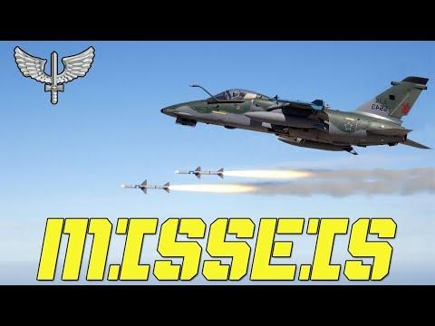 Mísseis e Foguetes da Força Aérea Brasileira
