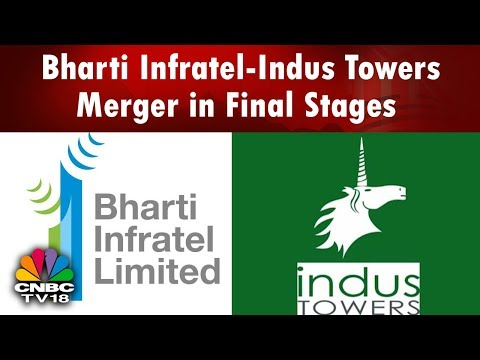 Bharti Infratel-Indus Towers Merger in Final Stages, Announcement Likely Soon || Business Lunch